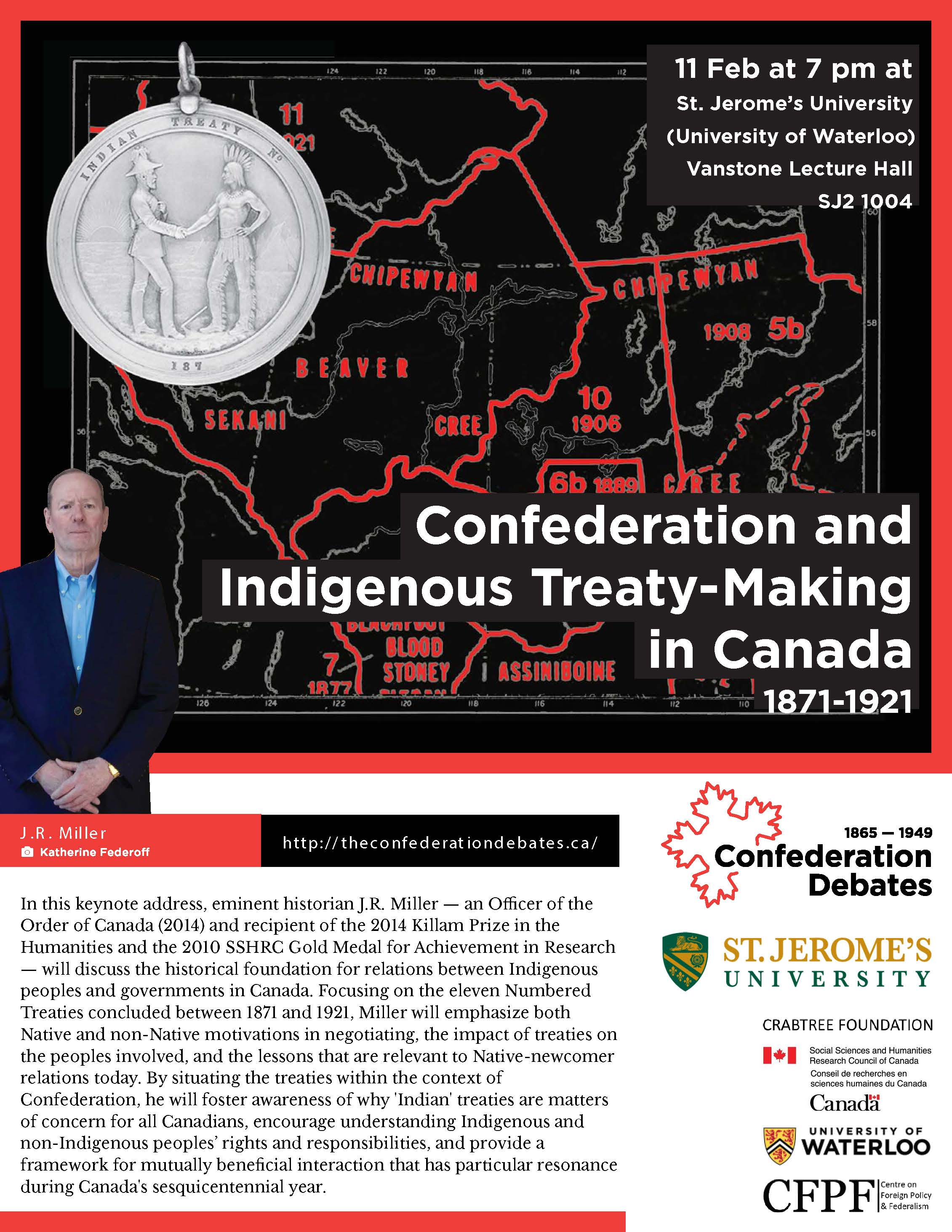 Conferderation and indigenous treaty-making canada