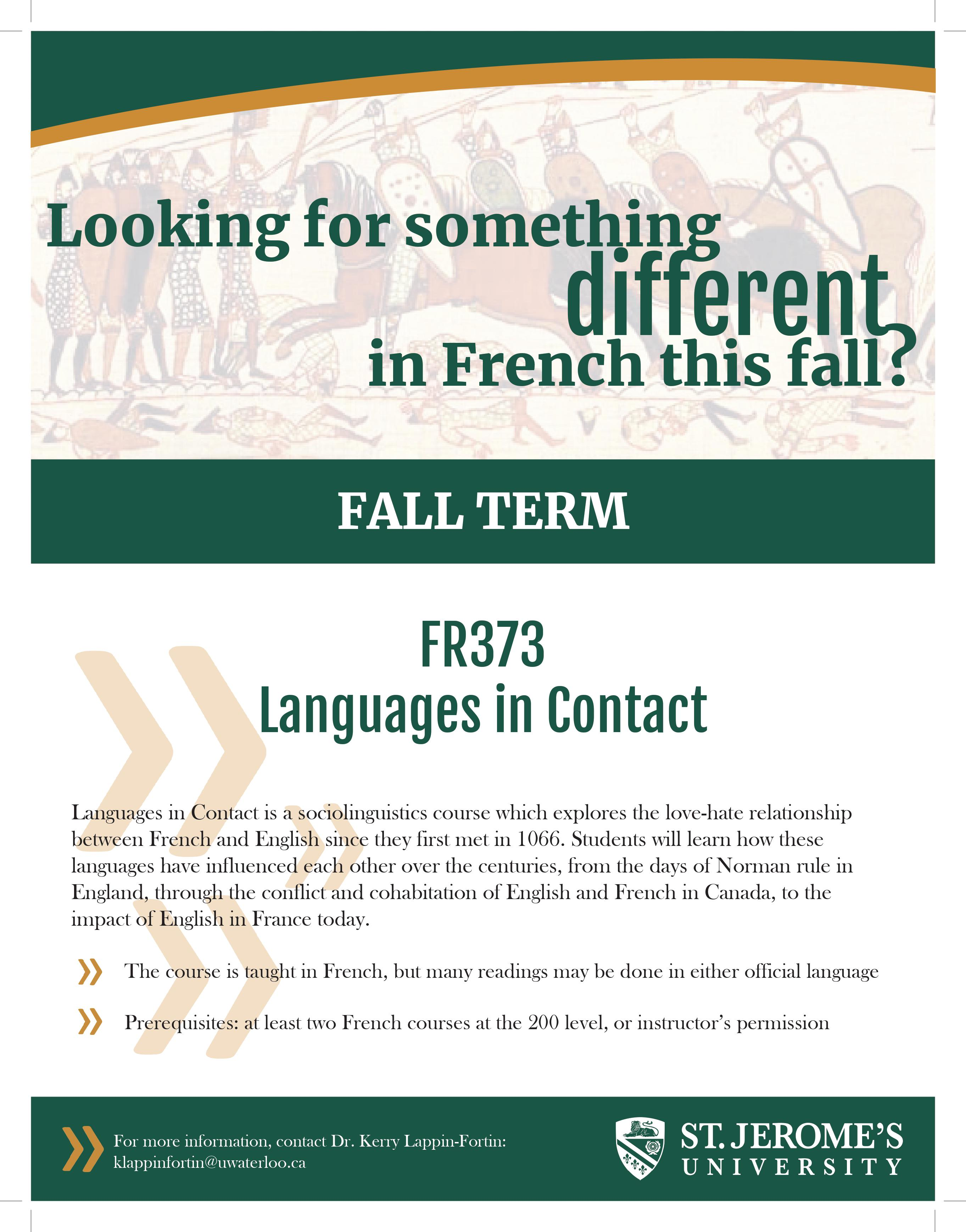 French 373 poster