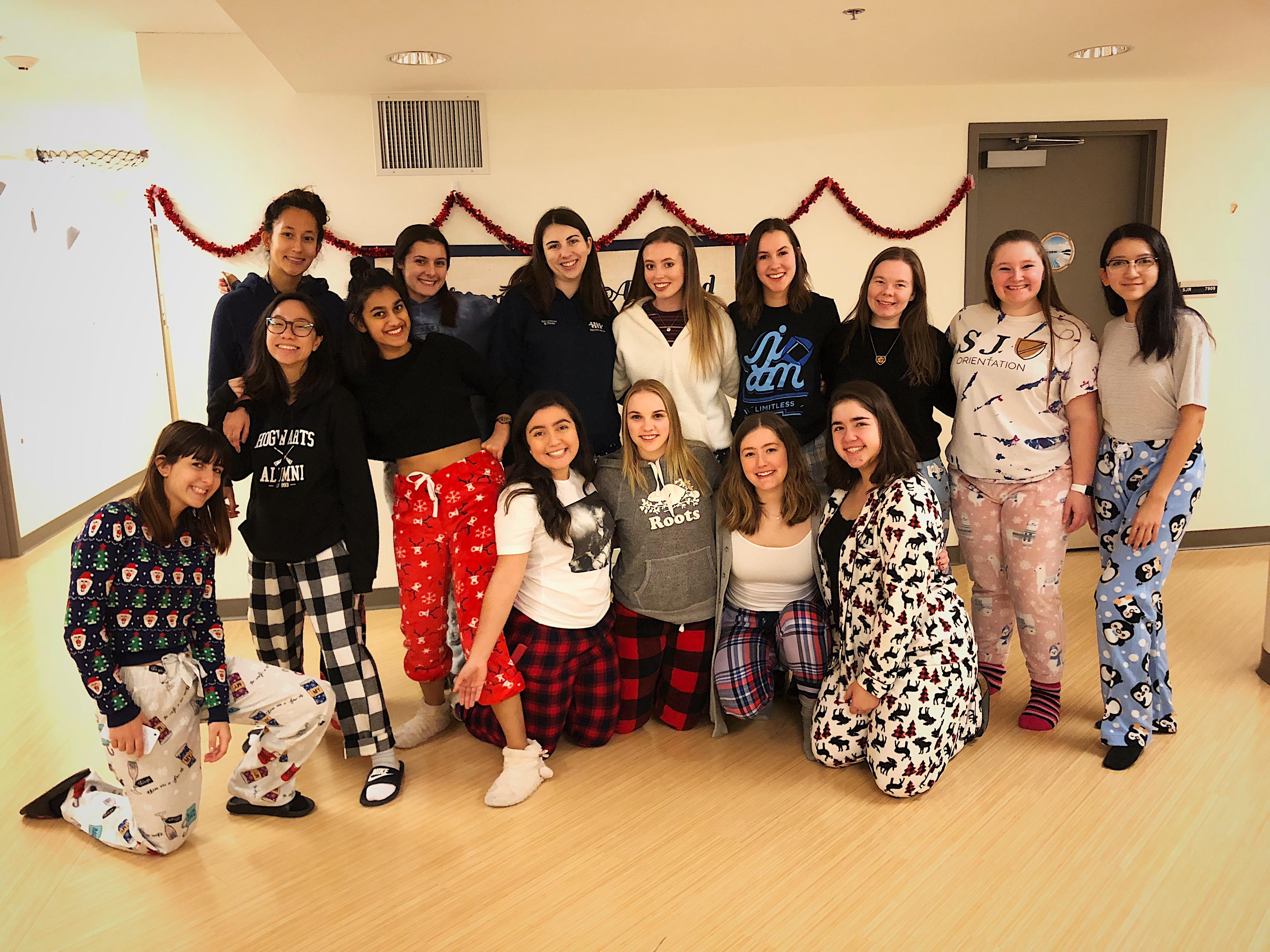 Floor 7 Christmas