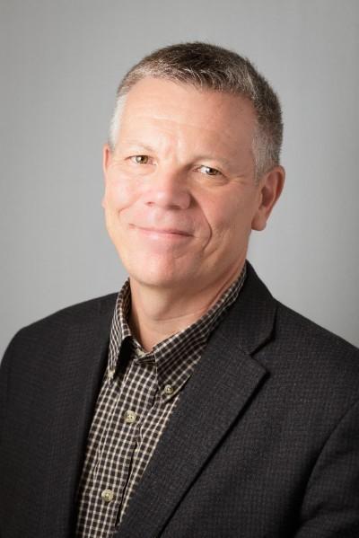 Profile shot of Sweeney recipient Rob Way