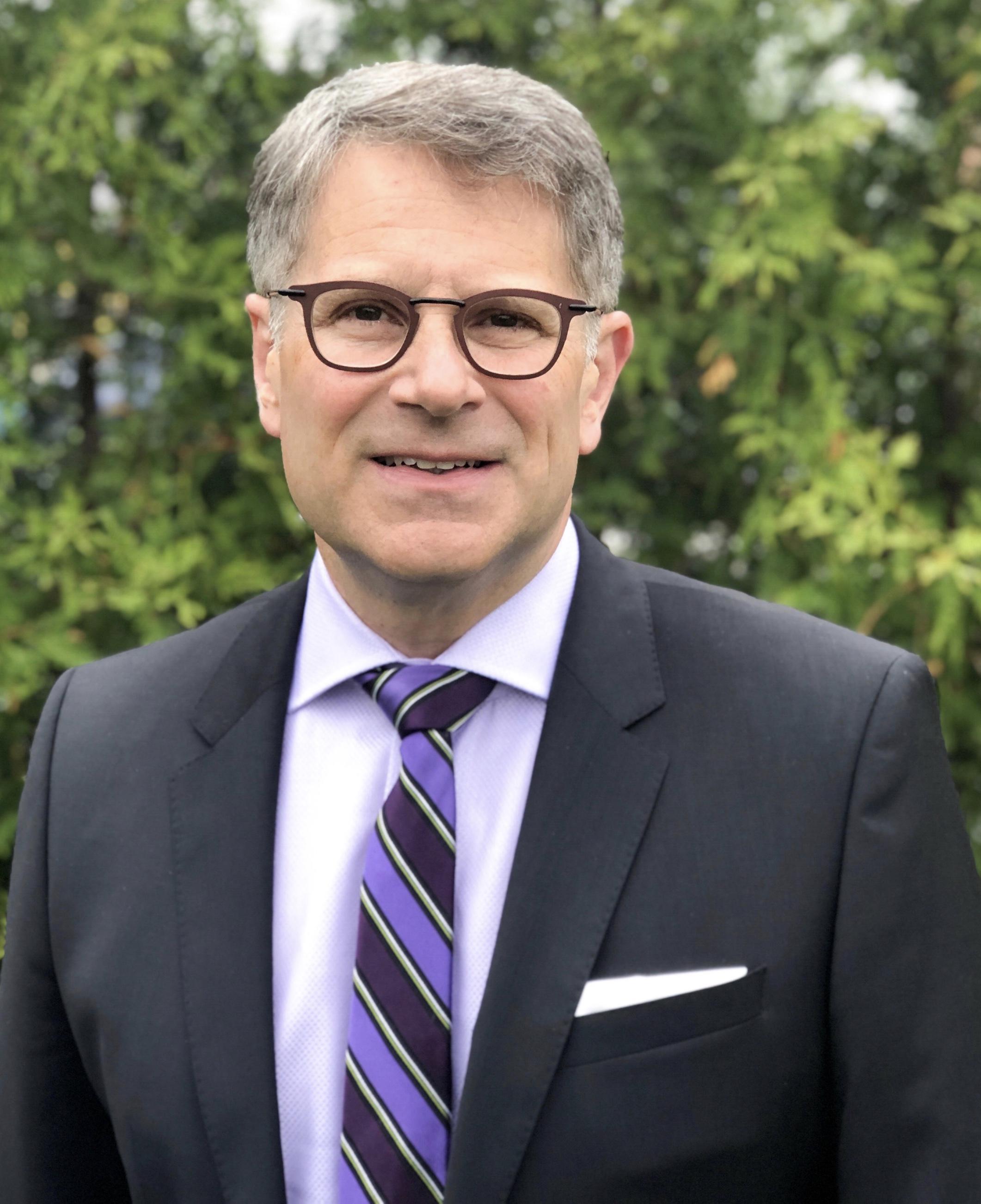 Image of Scott Kline, Interim President