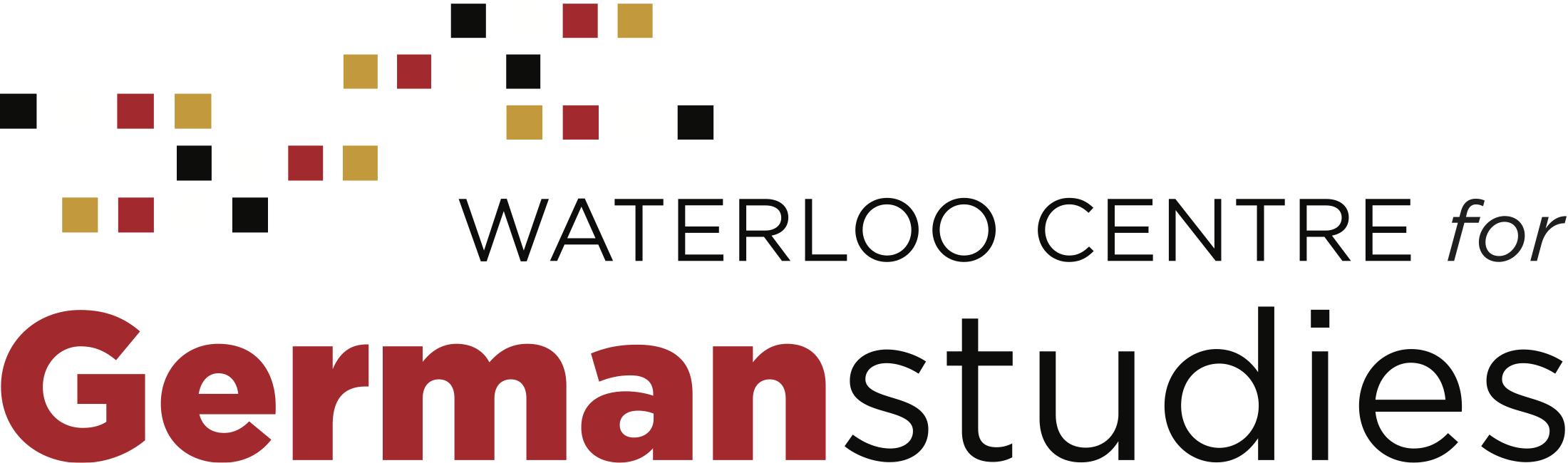 Waterloo Centre for German Studies logo