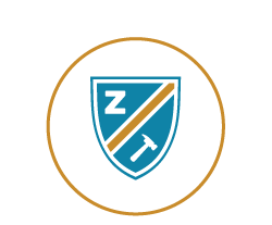 Icon for a Zinger house Emblem or badge