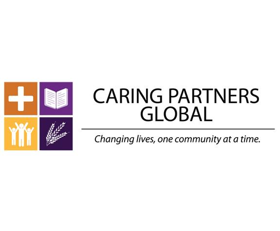 Logo of CARING PARTNERS GLOBAL Organisation