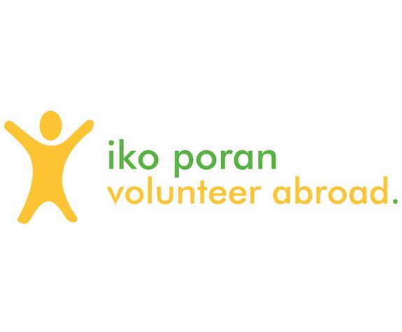 Logo of Iko Poran Volunteer Abroad