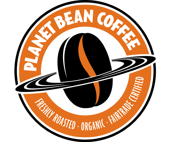 Logo of Planet Bean Coffee