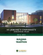Cover page of strategic plan