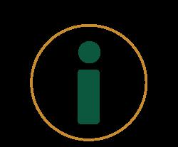 Icon for alphabet i