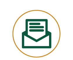 Icon of a opened mail