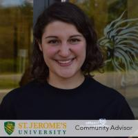 SJU Community Advisor Lydia