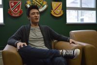 SJU Arts Student Profile Stefan