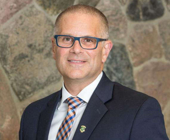 Image of Dr.Scott Kline As Vice President Academic and Dean
