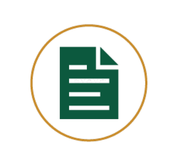 Icon for a DOC file