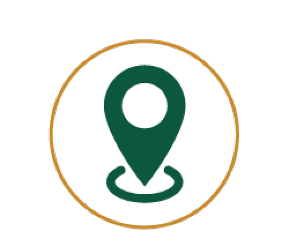 Icon for location pin