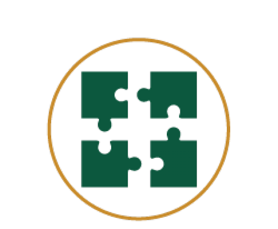 Icon for a Jigsaw puzzle