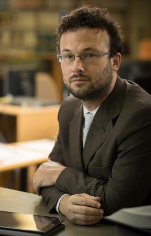Associate Professor David-Antoine Williams